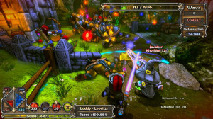 3 300x168 Dungeon Defenders Review